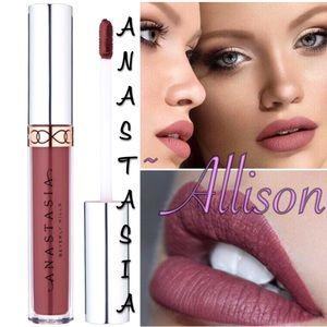 Anastasia Liquid Lipstick, Allison
